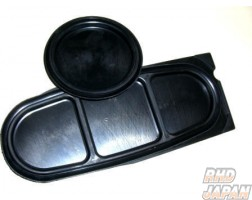 Rubber Soul Cowl Lower Top Rubber Cap Set - Hakosuka KPGC10