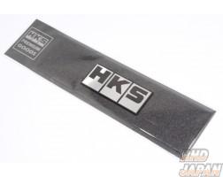 HKS Premium Emblem - Silver