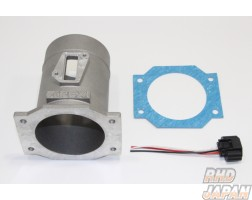 APEXi Airflow Replacement Adapter 80mm