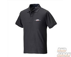 Mugen Power Polo Shirt Black - LL