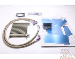 HKS Oil Cooler Kit Combine with OEM System - CT9A