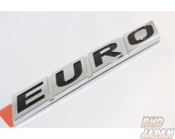 Honda OEM Rear Euro Emblem - Civic FN2