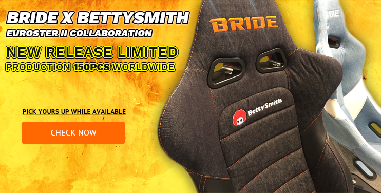 bride x betty smith collaboration euroster ii release