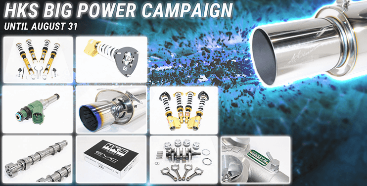 hks big power campaign aug 31