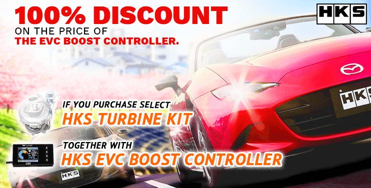 hks discount